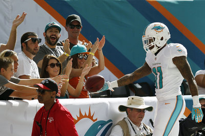 Panthers vs Dolphins Halftime report: Miami leads 16-6