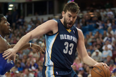 Marc Gasol: Injury Calculus