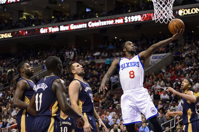 Tony Wroten Wins, Sixers Lose to Pelicans Because Defense is Optional