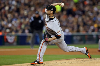 Giants re-sign Ryan Vogelsong to one-year deal