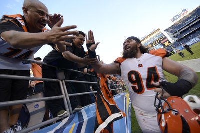 Bengals Grades During 17-10 Win Over Chargers