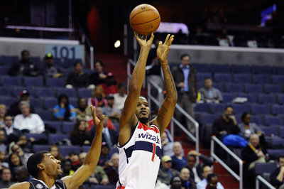Wizards 98, Magic 80: John Wall and Trevor Ariza too much for flailing Magic offense