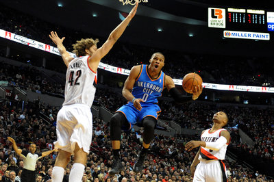 Final: Portland Rains onto Oklahoma City, 111-104