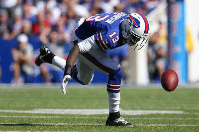Poll: Should the Bills cut Stevie Johnson this offseason?