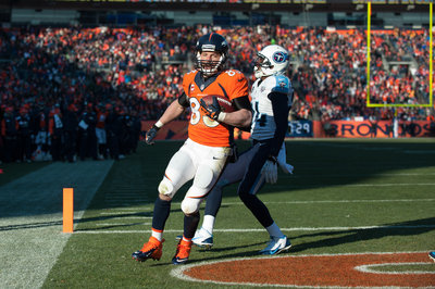 Wes Welker suffers 2nd concussion of season, likely out against San Diego