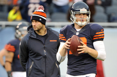 Jay Cutler contract update: Bears could let QB walk