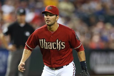 Diamondbacks re-sign Eric Chavez