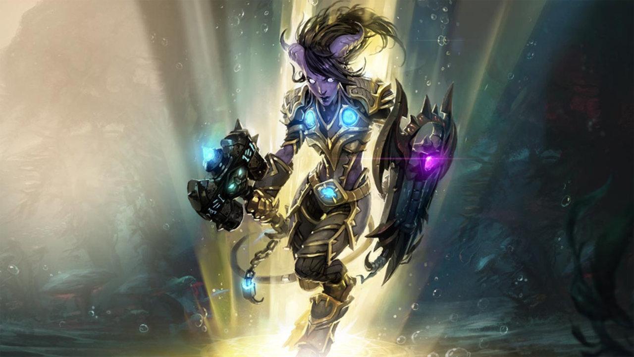 Моментальная прокачка до 90 лвла World of Warcraft: Warlords of Draenor. П
