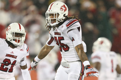 2014 Mock Draft: Bengals select Louisville Safety Calvin Pryor