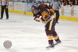 NCHC: Eye On The Future - Toronto Maple Leafs Prospect Tony Cameranesi, Minnesota-Duluth