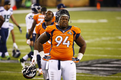 Six Pack: Denver Broncos free agents won't be shown the money and neither will Terrance Knighton