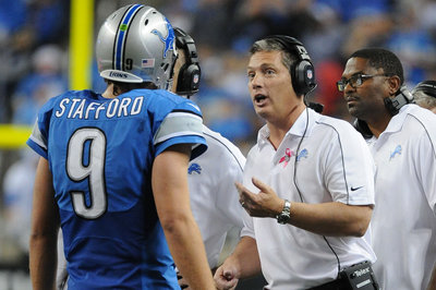 Lions notes: Jim Schwartz talks about Matthew Stafford, Ndamukong Suh