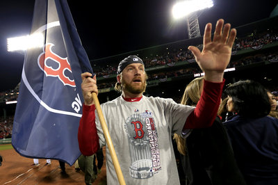 Ryan Dempster will not pitch for Red Sox in 2014