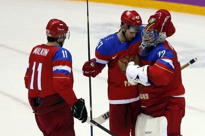 Evgeni Malkin: post-disappointment of Sochi