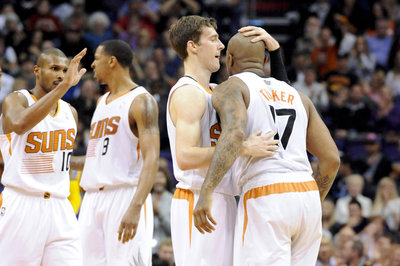 The Phoenix Suns made a loud, bold statement by not making a sound at all before the trade deadline