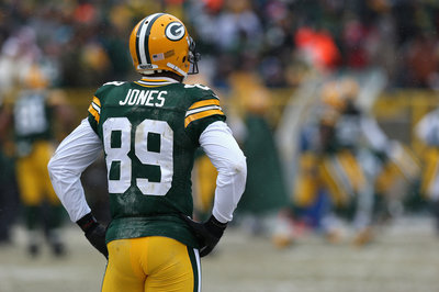 Report: James Jones to Test Free Agency