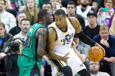 Utah Jazz snap losing streak with home win over Boston Celtics