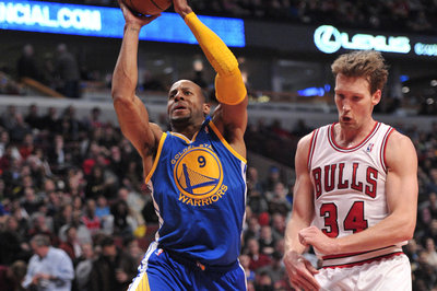 Warriors can't handle Hinrich/Dunleavy-led Bulls; lose by 20