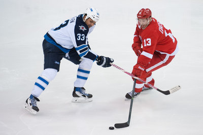 Detroit Red Wings Trade Rumors: Dustin Byfuglien