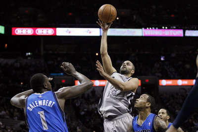 GIF Breakdown: Spurs vs. Mavericks