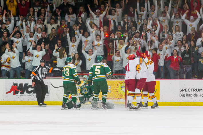WCHA: The Playoff Picture
