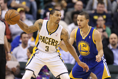 Pacers final score: Warriors hit game winner to top Pacers 98-96