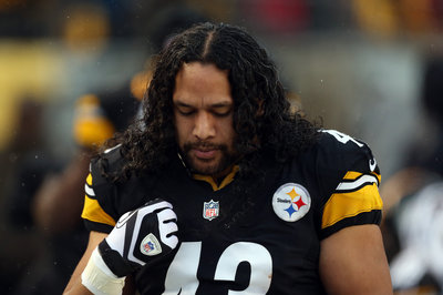 Extension for Troy Polamalu done for the right reasons