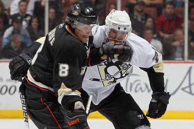 Fowl Faceoff: Penguins @ Ducks Preview