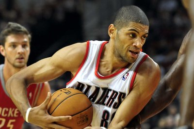 Haynes: Blazers F Nicolas Batum Suffered