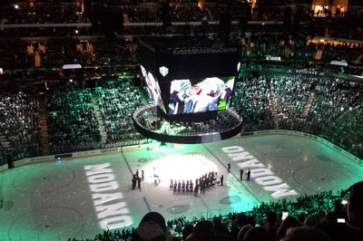 Video: Re-Watch Mike Modano Jersey Retirement Ceremony in its Entirety