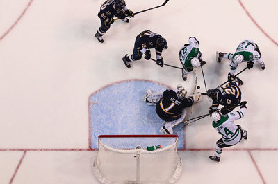 Stars At Blues Game Preview: Dallas Tries To Overcome Rich Peverley Emergency