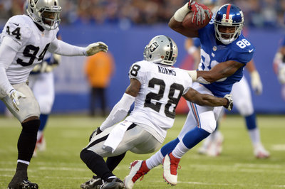 NFL free agency 2014: Panthers favorite to land Hakeem Nicks, per report