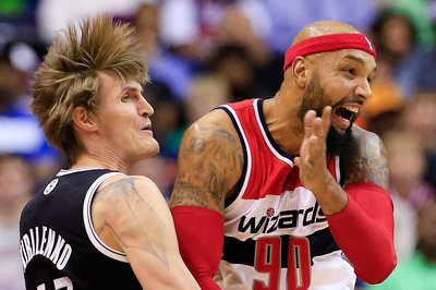 Injury update: Andrei Kirilenko has a bruised left big toe