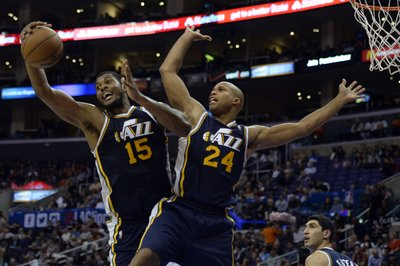Richard Jefferson and the Utah Jazz outduel the Orlando Magic 89-88