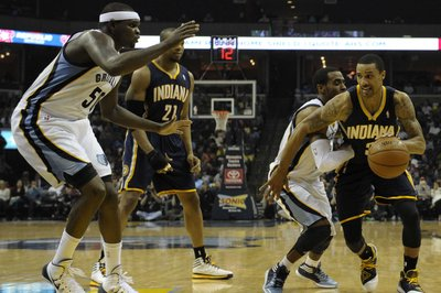 Grizzlies Grades: Indiana Pacers at Memphis Grizzlies