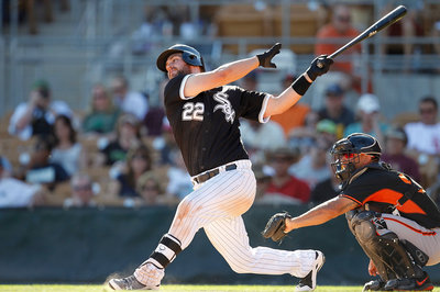 Jordan Danks, Matt Davidson, Dylan Axelrod sent down; Mitchell Boggs waived