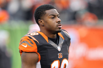 Bengals intend to trigger fifth-year option for WR A.J. Green