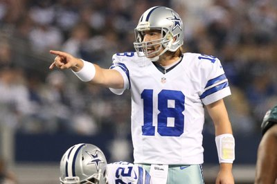 Cowboys Backup Quarterback Questions: Kyle Orton Likely To Play In 2014