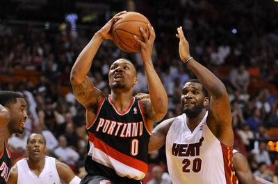 Final: Heat Hold Off Blazers, 93-91