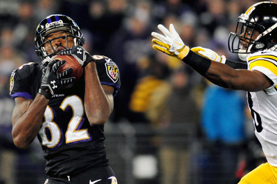 Report: Ravens trying to extend Torrey Smith before NFL Draft