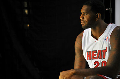 Greg Oden's Redemption Song