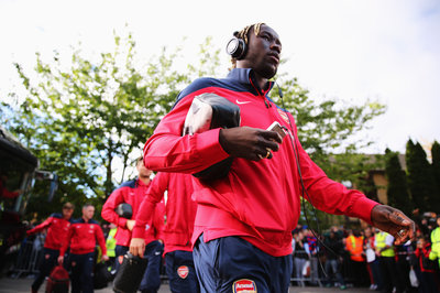 Inter president admits interest in Sagna