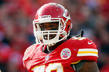Jovan Belcher was a great success story on the football field.