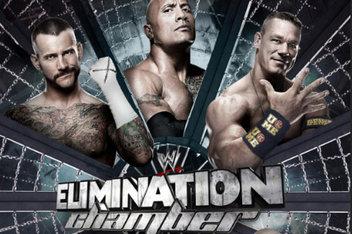 Промо-видео к Elimination Chamber 2013