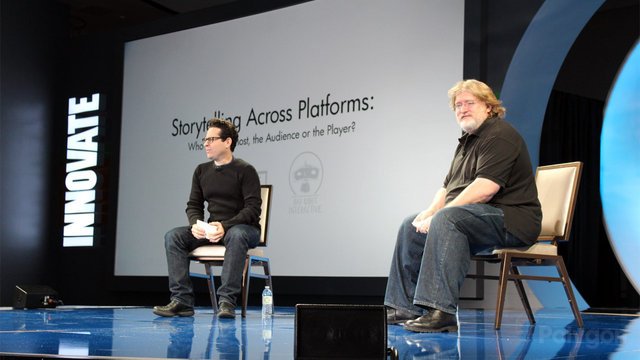 J.J. Abrams, Valve in talks for game and Half-Life or Portal film