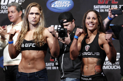 UFC 157 fight card primer: Ronda Rousey vs. Liz Carmouche