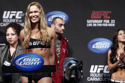 Live stream UFC 157 'Rousey vs Carmouche' results, recaps, videos and more online