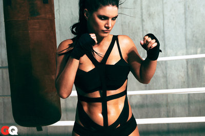 Gina Carano UFC bound? Dana White is on board but won't beg for it