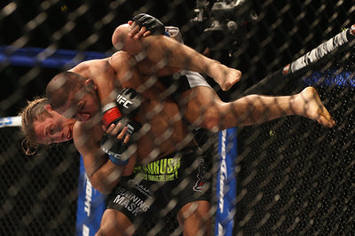 UFC 157 results recap: Urijah Faber vs Ivan Menjivar fight review and analysis