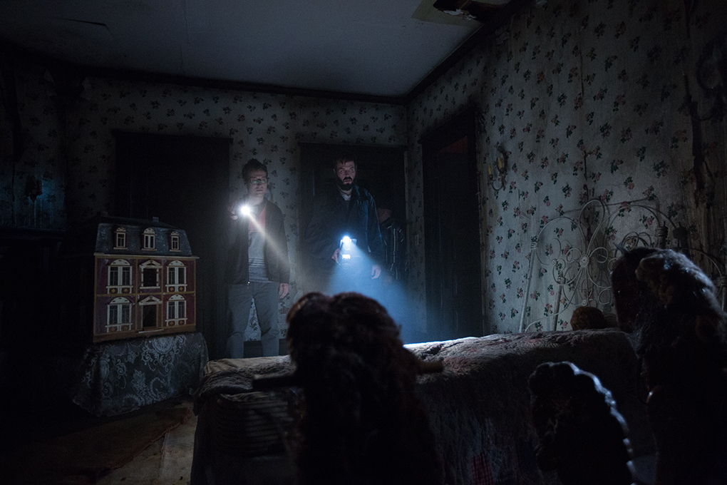 Insidious Chapter 2 Review The Horror Of Diminishing Returns The Verge